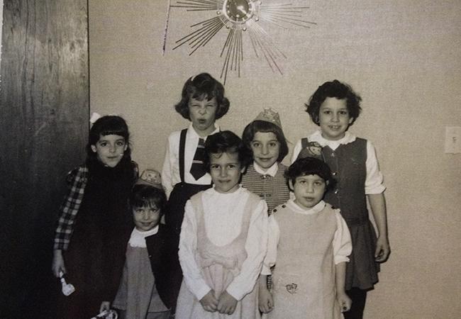 January 25, 1968, Liza Making Faces